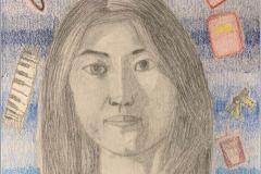Kate-Sha-Pencil-Crayon-on-Paper-Grade-9-CDS