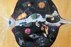 Kennedy-Ryan-Acrylic-Collage-on-Canvas-Grade-12-CDS