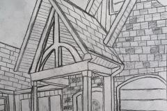 Sarin-Gosal-Pencil-on-Paper-Grade-9