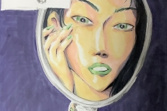 Sophie-Kim-Copic-Markers-on-Paper-Grade-11-CDS